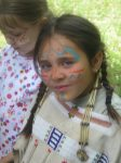 Mała Indianka.